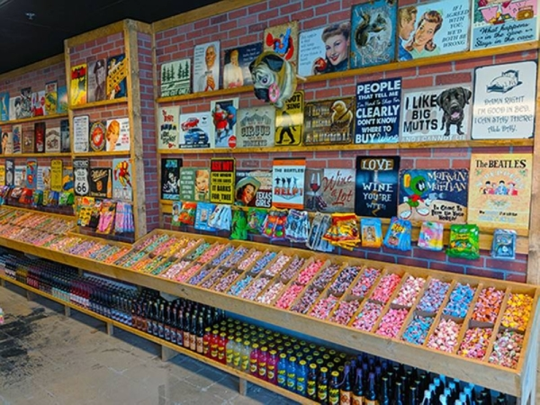 Rocket Fizz is set to open in Grapevine. (Courtesy city of Grapevine)