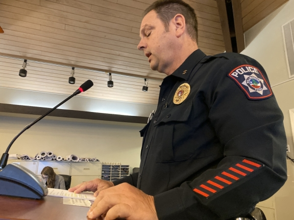 Rollingwood Police Chief Jason Brady said during the Nov. 20 City Council meeting that the current law enforcement recruitment landscape is extremely competitive.
