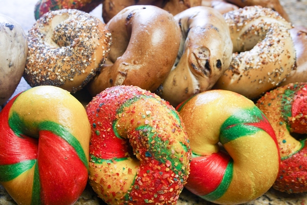 Currently in its soft opening phase, Jersey Bagels is slated to hold a grand opening event Nov. 30. (Danica Smithwick/Community Impact Newspaper)
