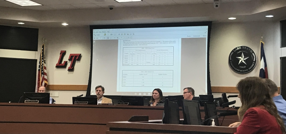 The board of trustees discussed population increased and open staff positions within the special education department. (Amy Rae Dadamo/Community Impact Newspaper)
