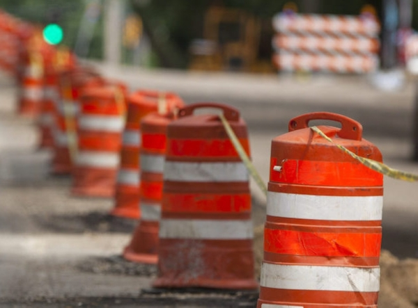 Construction on the bridge over Spring Creek on FM 2978 was 52% complete as of mid-November, according to Texas Department of Transportation information. (Courtesy Fotolia)