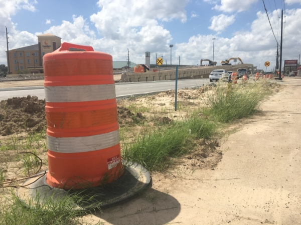 TxDOT has announced several Hwy. 290 lane closures this weekend. (Shawn Arrajj/Community Impact Newspaper)