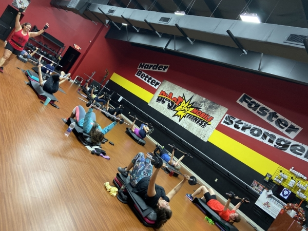 Blast Mobile Fitness will celebrate five years in its current location at 3730 FM 2920, Ste. 105, Spring, in December. (Courtesy Blast Mobile Fitness)