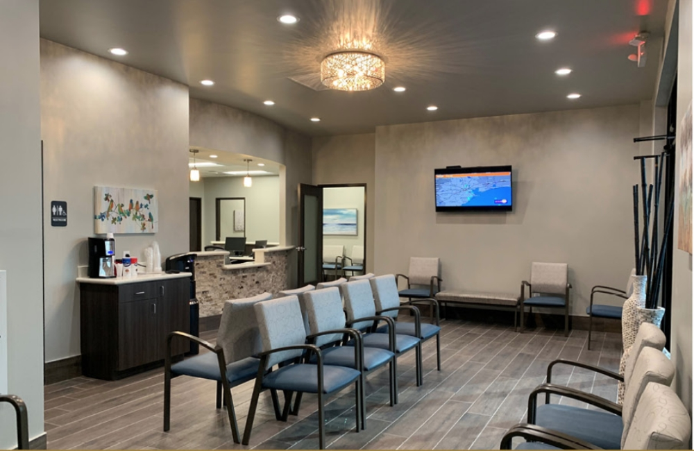 Millennium Physicians opened a new diagnostic center in September, located at 1250 Cypress Station Drive, Ste. B, Houston.