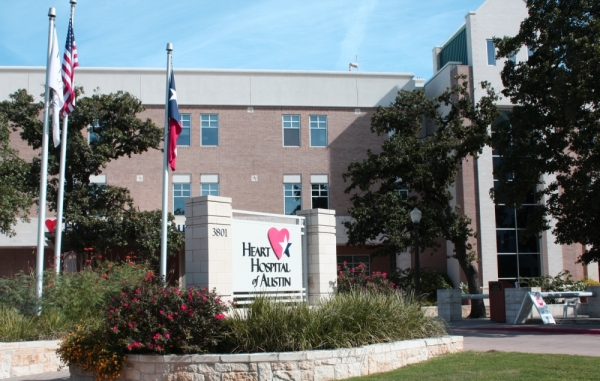 Heart Hospital of Austin on Nov. 21 announced Megan Drake as its new chief operating officer. (Courtesy Heart Hospital of Austin)