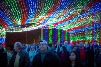 The Austin Trail of Lights returns this December. (Courtesy Austin Trail of Lights)