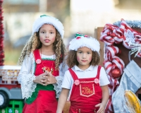 Roanoke's Old Fashioned Christmas includes a parade downtown. Courtesy city of Roanoke