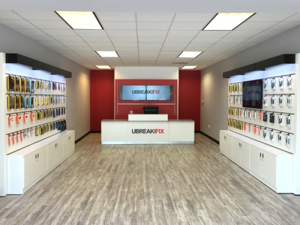 The smartphone repair shop, uBreakiFix opened its first location in San Marcos on Nov. 19. (Courtesy uBreakiFix)