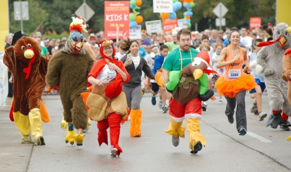 (Courtesy Thundercloud Subs Turkey Trot)