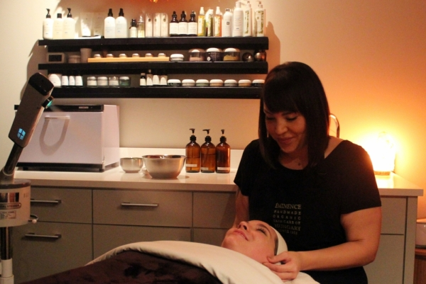 Viva Day Spa opened its Domain Northside location in 2016. (Amy Denney/Community Impact Newspaper)
