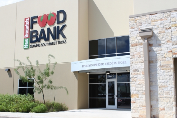 New Braunfels Food Bank