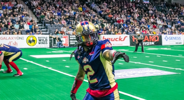 The Indoor Football League will have 13 teams for the 2020 season with the addition of a Frisco team. (Courtesy Indoor Football League)