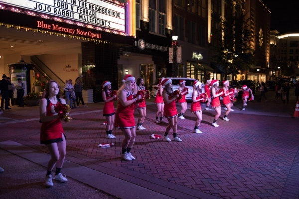 Live musical and dance performances will be held at Market Street in December. Courtesy Market Street