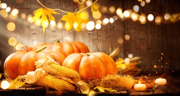 Thanksgiving falls on Nov. 28. (Courtesy Fotolia)