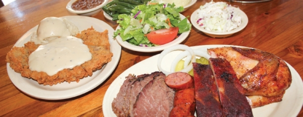 Green Mesquite BBQ is opening a location in San Marcos.