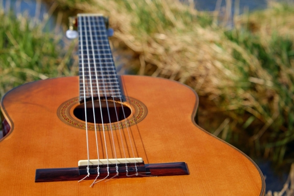 Strike a chord with Round Rock Public Library's acoustic open jam  session on Dec. 21. (Courtesy Round Rock Public Library)