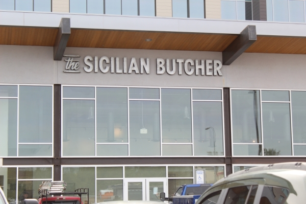 The Sicilian Butcher is scheduled to open Dec. 19 in Chandler. (Alexa D'Angelo/Community Impact Newspaper)