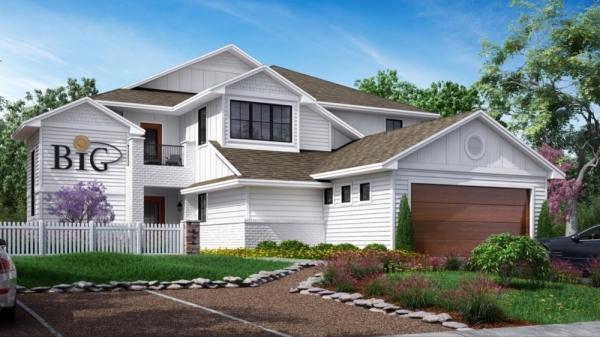 Brookwood in Georgetown, or BiG, will offer residential options for adults with disabilities in fall 2020. (Courtesy BiG)