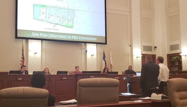 A new health care plaza and residential community were discussed at the Southlake City Council meeting Dec. 3. (Miranda Jaimes/Community Impact Newspaper)