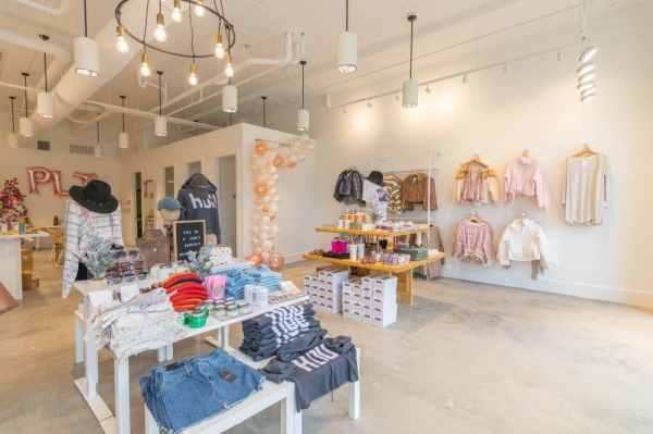 Kingwood-based retailer Pretty Little Things Boutique will open its second storefront in Redemption Square on Dec. 7. (Courtesy Pretty Little Things Boutique)