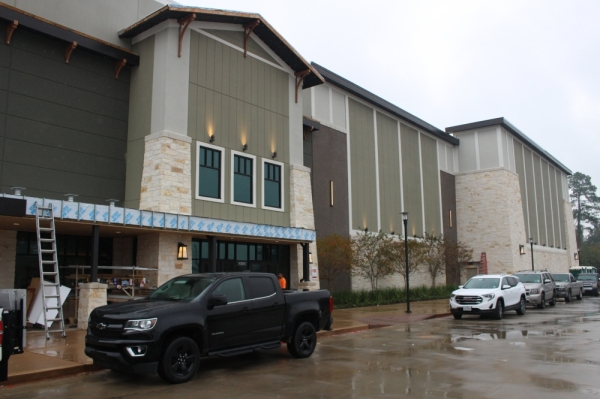 Cinepolis has been in development for Creekside Park West since Jan. 30. Photo by Andrew Christman/Community Impact Newspaper