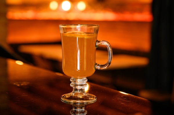 Local businesses submitted their wassail recipes for judging at the 2019 annual Wassailfest. (Courtesey Sidecar)