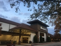 Nearby development includes the Panther Creek Shopping Center.