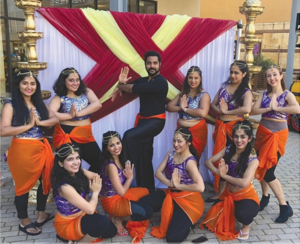 """As part of the """"What's for Dessert?"""" speaker series, the Bee Cave Public Library will host Bollywood dancing with Angi Entertainment. (Courtesy Bee Cave Public Library)"""