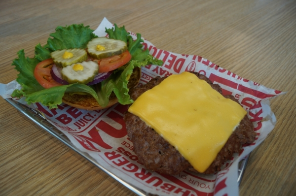 Smashburger in Southlake has closed. (Emilie Lutostanski/Community Impact Newspaper)