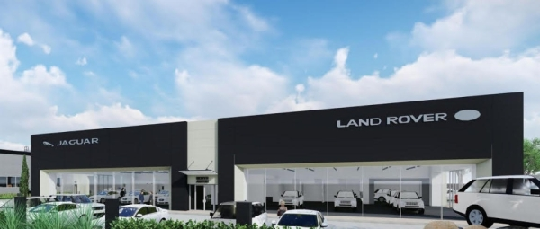 The dealership will be located on RM 620 just west of Parmer Lane in Northwest Austin. (Rendering courtesy Park Place Dealerships)