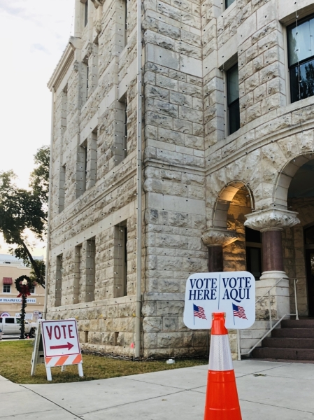 The deadline to file for the March 2020 primary in Comal and Guadalupe counties is Dec. 9. (Ian Pribanic/Community Impact Newspaper)