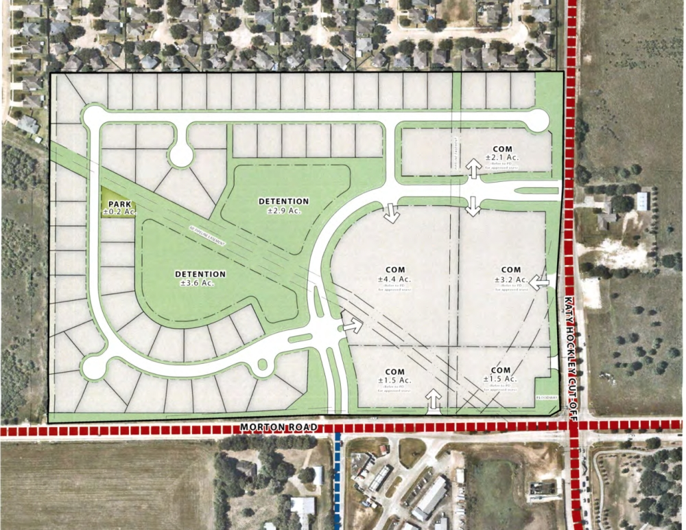 JPSPS Development Silver Oak Estates and 25K Morton Park.