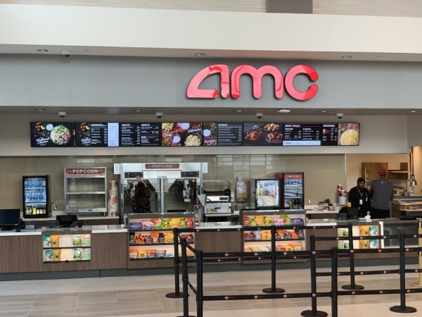 AMC Dine-In Tech Ridge 10 will open Dec. 12. (Courtesy AMC Theatres)