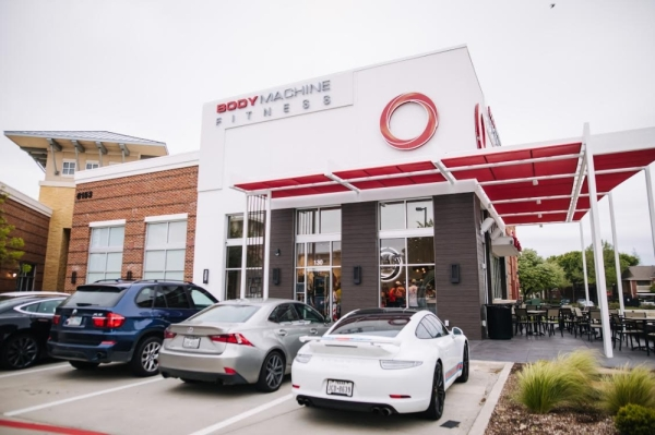 Body Machine Fitness has a location in Plano (courtesy Body Machine Fitness)