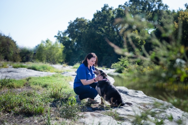 Delighted Paws Pet Care began providing services to Round Rock-area pets in November. (Courtesy Delighted Paws Pet Care)