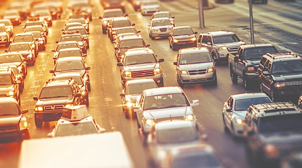 Eight roadways in the Lake Houston, Humble and Kingwood areas ranked in the top 1,000 of 1,800 roadways included in the Texas Transportation Institute's 2019 Most Congested Roadways in Texas report. (Courtesy Adobe Stock)