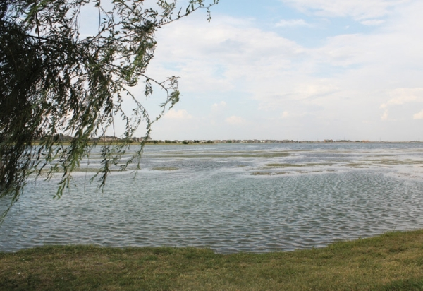 Pflugerville City Council unanimously approved a resolution reducing the scope of its Lake Pflugerville improvements at its Dec. 10 meeting. (Community Impact Staff)