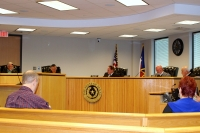 An update to the 2016 Montgomery County Thoroughfare Plan was approved by county commissioners Dec. 10. (Ben Thompson/Community Impact Newspaper)