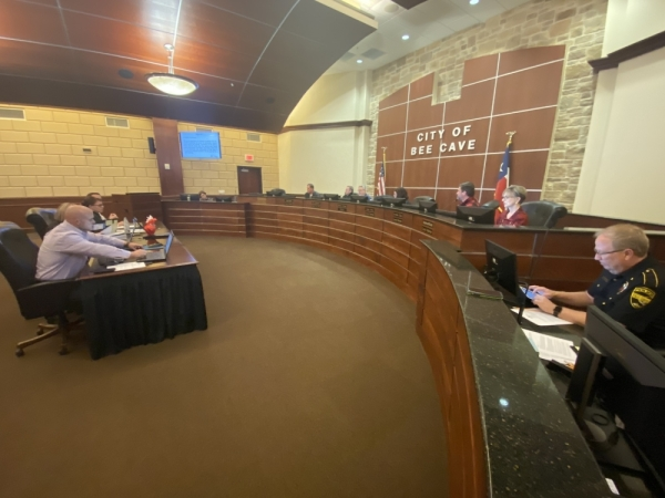 Due to the holidays, council will not meet again until mid-January. (Brian Rash/Community Impact Newspaper)