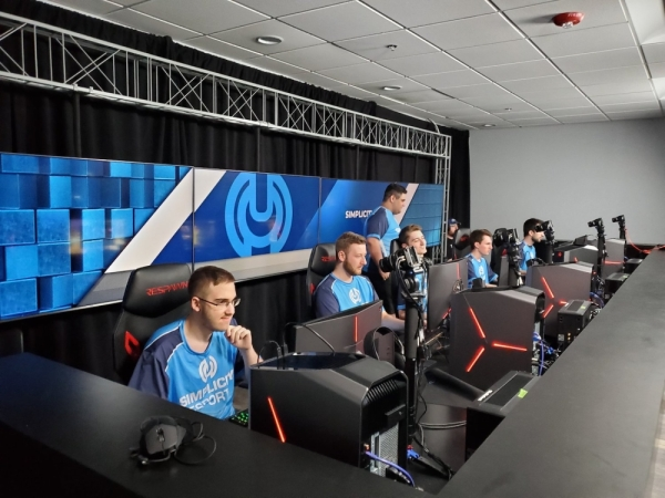 Simplicity Esports and Gaming Co. is a North American organization that operates retail esport centers. (Courtesy Simplicity Esports and Gaming Company)