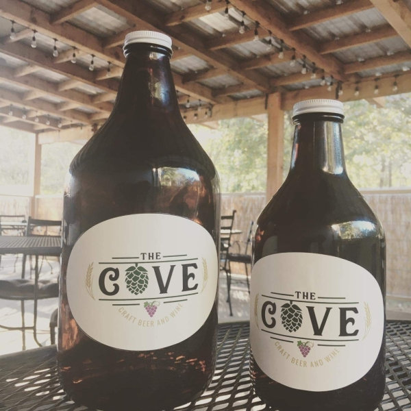 The Cove on Hamblen offers craft beer and wine to the Kingwood area. (Courtesy The Cove on Hamblen)