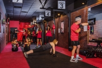 9Round Fitness opened in Georgetown Dec. 12. (Courtesy 9Round Fitness)
