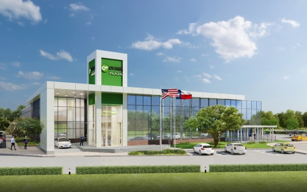 Renovations are underway at Cy-Fair FCU. (Rendering courtesy Cy-Fair FCU)