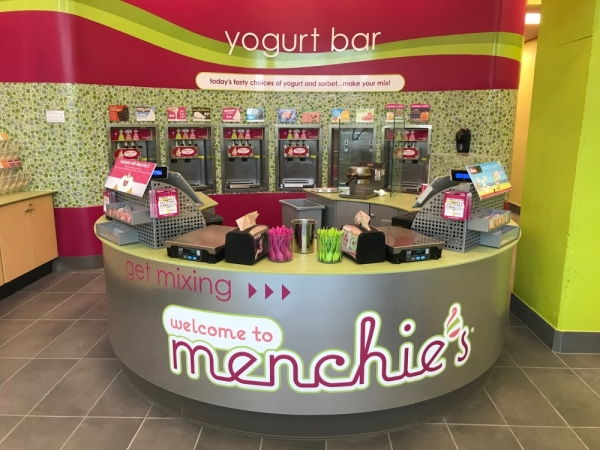 Menchie's Frozen Yogurt opened at The Lyndon in San Marcos on Dec. 12 (Courtesy Menchie's Frozen Yogurt)