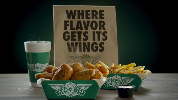 Wingstop has a tentative March opening date in Conroe. (Courtesy Wingstop)