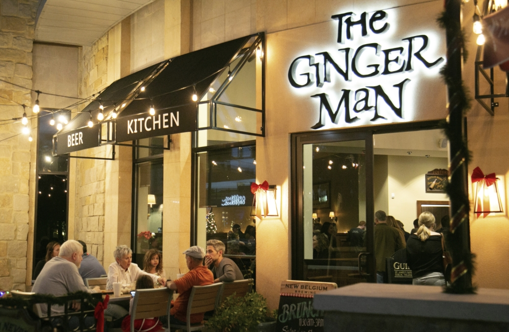 The Ginger Man was a restaurant and bar that notably held trivia and other events. (Courtesy The Ginger Man)