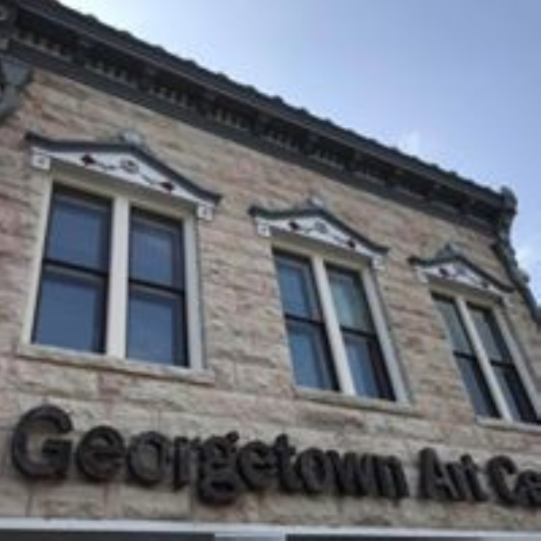 The Georgetown Art Center is located at 816 S. Main St., Georgetown. (Courtesy Georgetown Art Center)