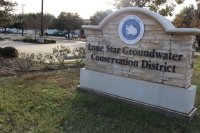 The Lone Star Groundwater Conservation District accepted the resignation of its board president Dec. 10. (Community Impact Newspaper staff)