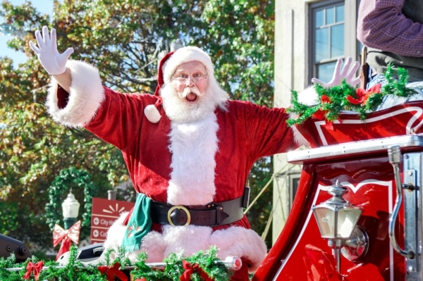 Holiday events abound for New Braunfels residents this Christmas. (Courtesy Rudy Jimenez)