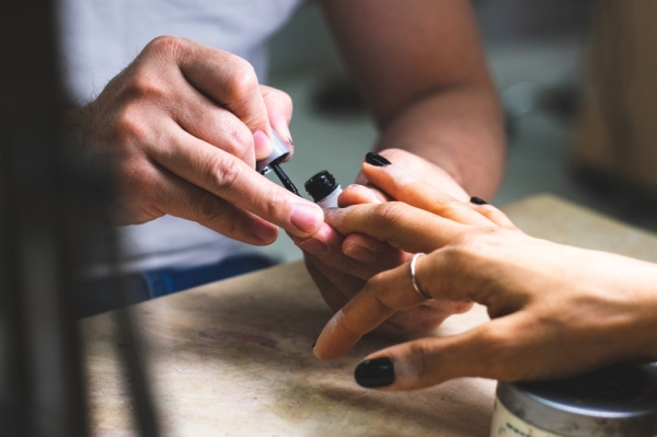 Oh La La Nails Boutique is located on FM 1463. (Courtesy Malcolm Garret/Pexels)